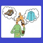 みんなでマルファン症候群の服と靴の情報をあつめましょう