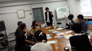 前回の東京交流会の様子